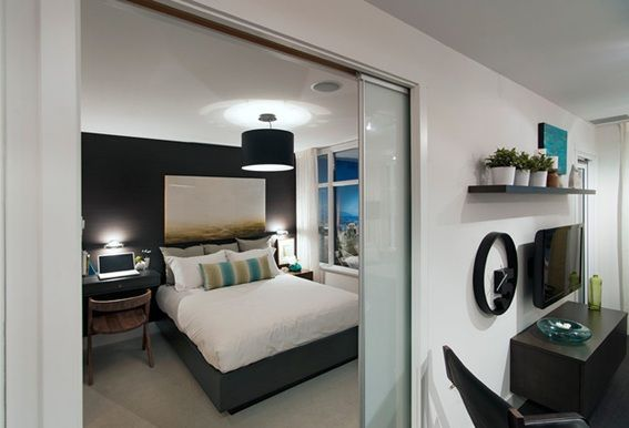 22 dise os de dormitorios para hombres x pinterest - Disenos para habitaciones ...