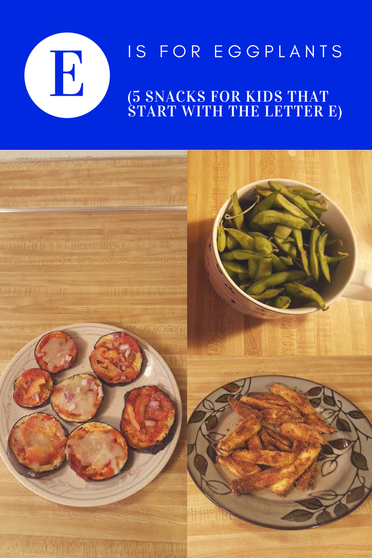 5 snacks that start with the letter E Snacks, Food