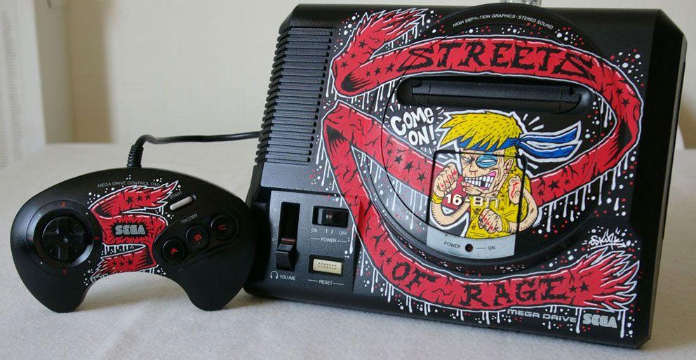 Conheça os impressionantes consoles customizados de Oskunk 1c15fb14e7db48c9f643f6203d35b968