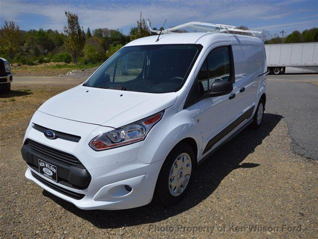 2014 Ford Transit Connect Xlt Cargo Van 2 5l Lwb Equipped With A