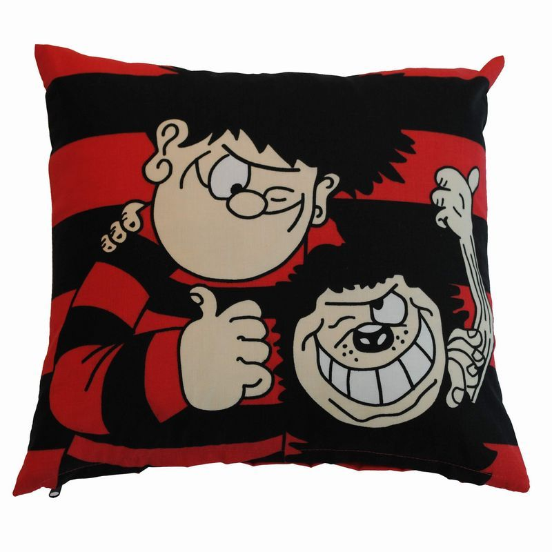 Dennis The Menace And Gnasher Cushion