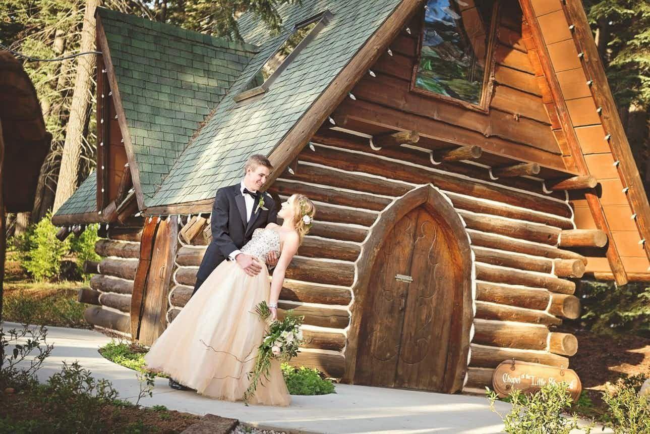 SkyPark Weddings Weddings Lake Arrowhead Wedding Venue ...