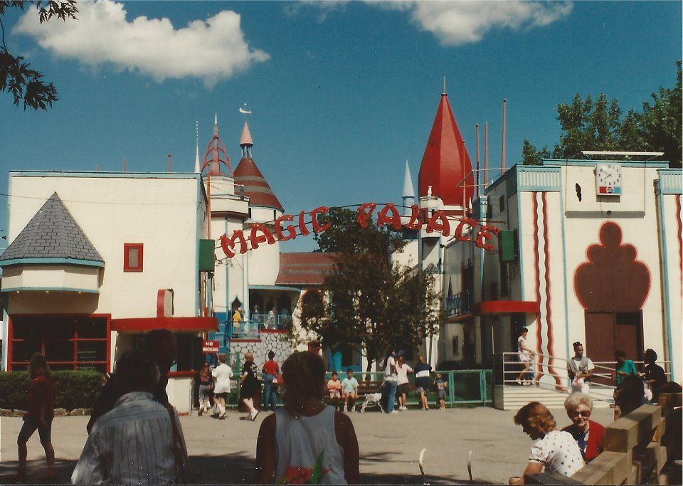 crystal beach amusement park Crystal beach, then and now: the comet  the big attraction was the crystal beach amusement park, and its star roller coasters, the comet,.