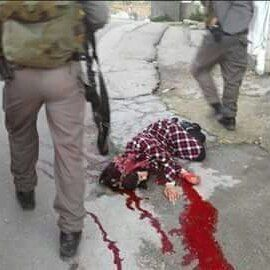 Another human killed in Jerusalem - *city of peace*