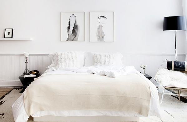 Single Schlafzimmer ~ Tricks die dein schlafzimmer größer wirken lassen nr ist so