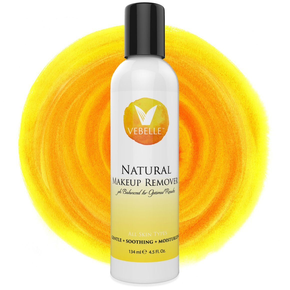 Natural Makeup Remover 3.4 fl oz Natural makeup