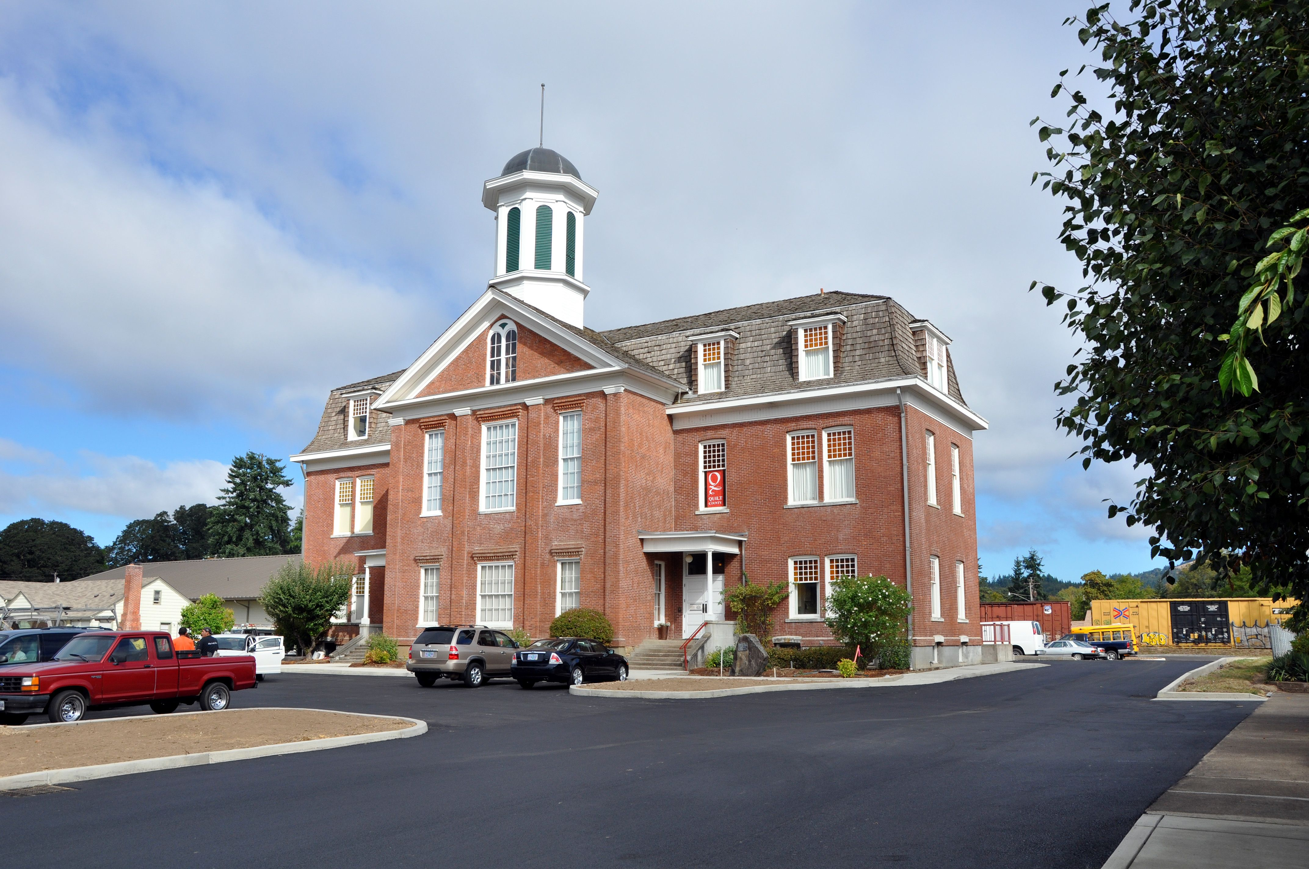 Benton County Historical Museum In Philomath, In The U. State Of Oregon. I  Lived In Philomath, Oregon From 1964 To