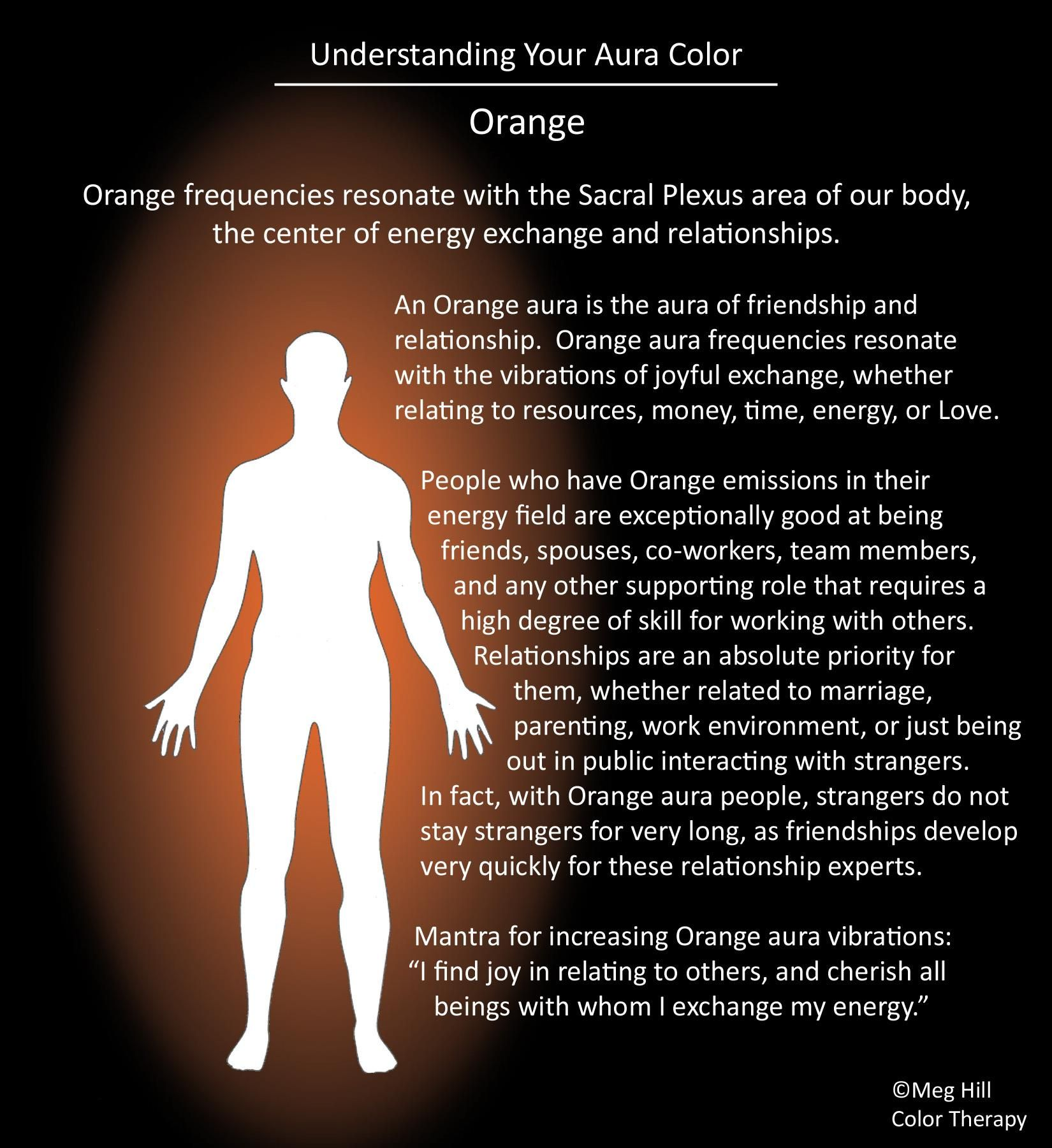 How to find my aura color