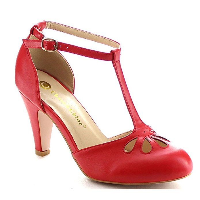 Shop Pin Up Shoes In Flirty Vintage Retro Styles Fashion Schuhe