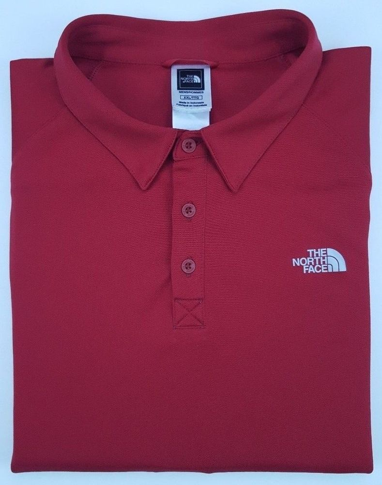 north face xxl polo