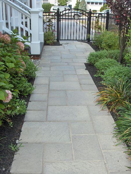 Steps Walkways Front Yard Landscaping Design Walkway Landscaping Walkway Design