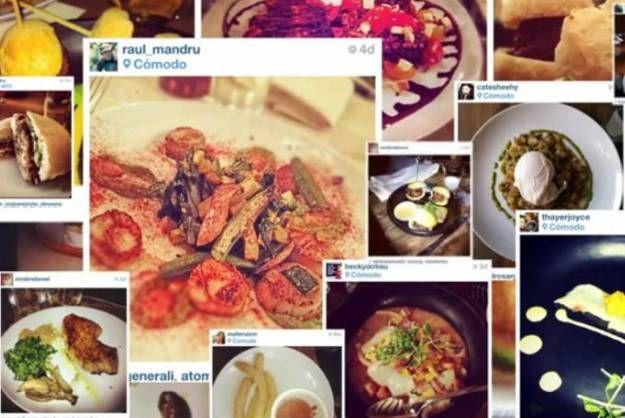 NY Restaurant Creates A Menu On Instagram [Video]