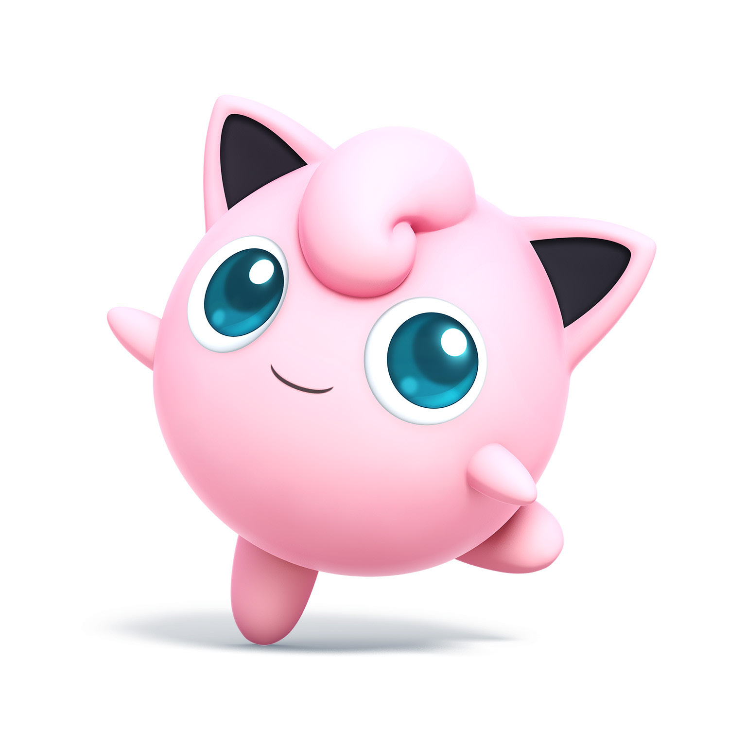 59ba0164 Jigglypuff Artwork | Super Smash Bros 3DS/Wii U | Smash bros wii ...