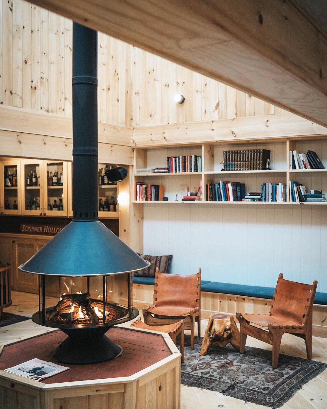 Fabulous Modern Cabin Vibes In Upstate New York New On Apartment 34 Frankydiablos Diy Chair Ideas Frankydiabloscom