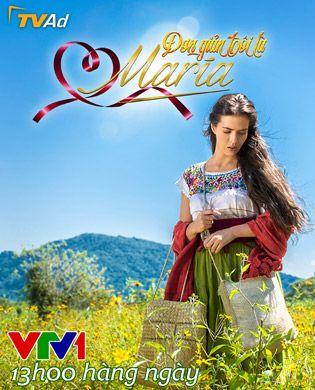 Phim Đơn Giản Tôi Là Maria | Vtv1