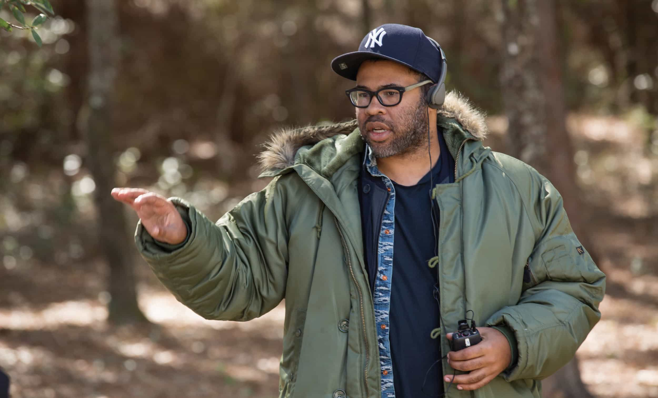 The writer/director of 'Get Out' shares his advice for achieving success when directing your first film.