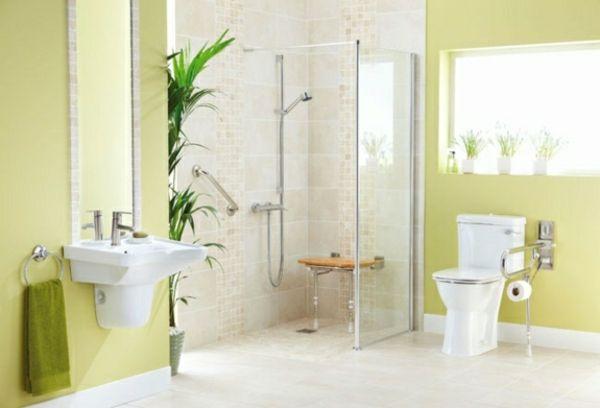 Badezimmer Behindertengerecht ~ Behindertengerechte dusche einbauen neues bad pinterest