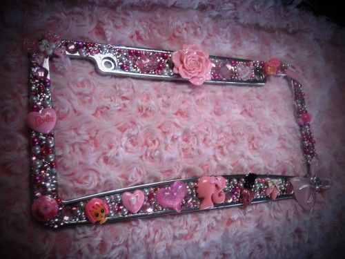 17 best images about car decor on pinterest license plates car accessories and barbie cars