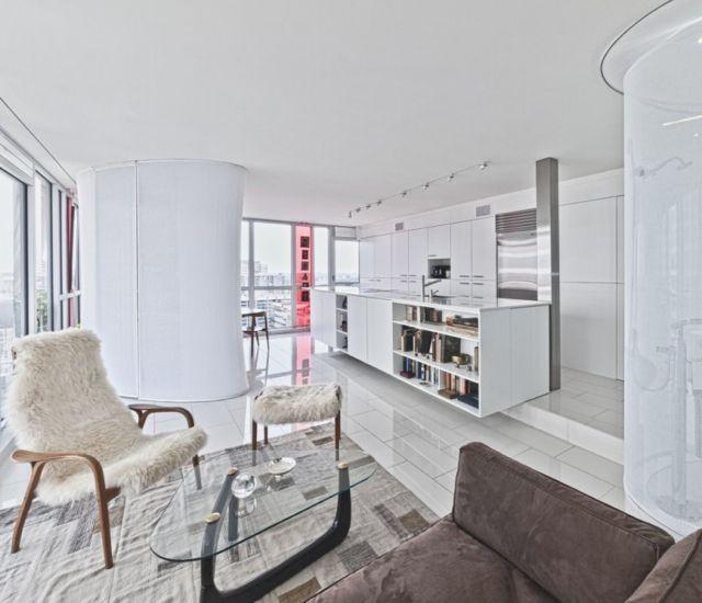 MoOt Modern Ottawa Blog  Mondrian Condo Interior Design by Kariouk Architect