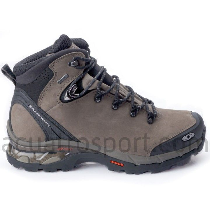 100% authentic 9c63d 84cd3 Bota De Montaña de montañismo, alpinismo y trekking SALOMON ...