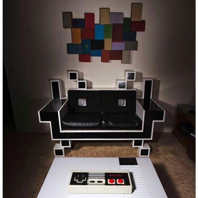 Gamer Room. Sala Gamer. #gamerstuffs #gamer #nerdstuffs #nerd #geekstuffs
