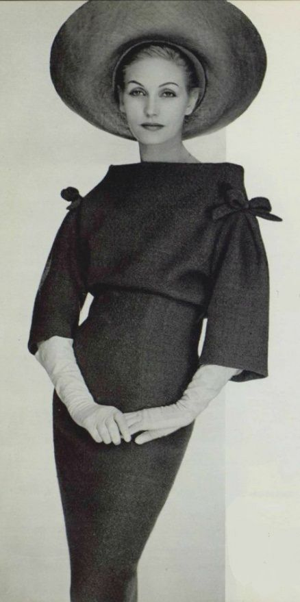 Being A Woman In 1959- Pierre Cardin And That Beautiful -1037
