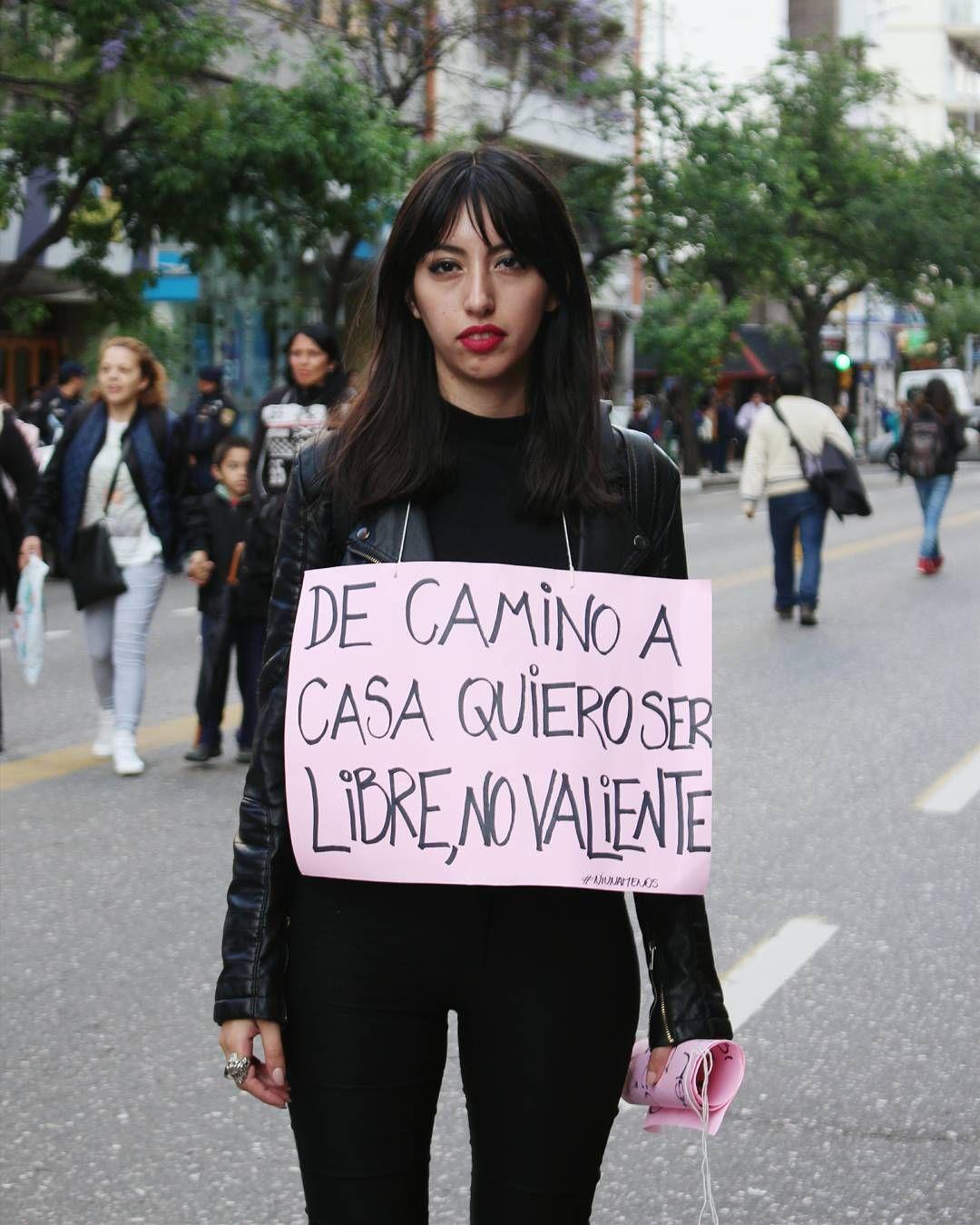 27 Carteles De Marchas Feministas Que Tienen Toda La Razón