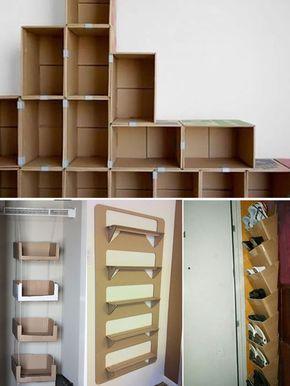 Cara Membuat Rumah Barbie Dari Kardus : membuat, rumah, barbie, kardus, 紙箱.紙板
