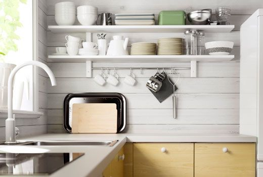 Ikea modulküchen wie z b udden wandschrank in schwarz ikea