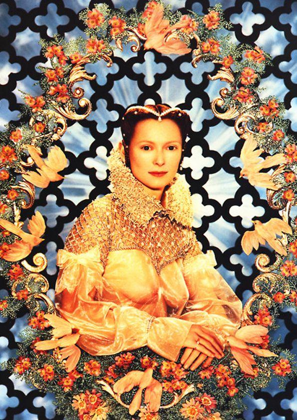 Tilda swinton by pierre et gilles wwtd what would tilda do pinterest portrait and - Pierre et gilles photos ...