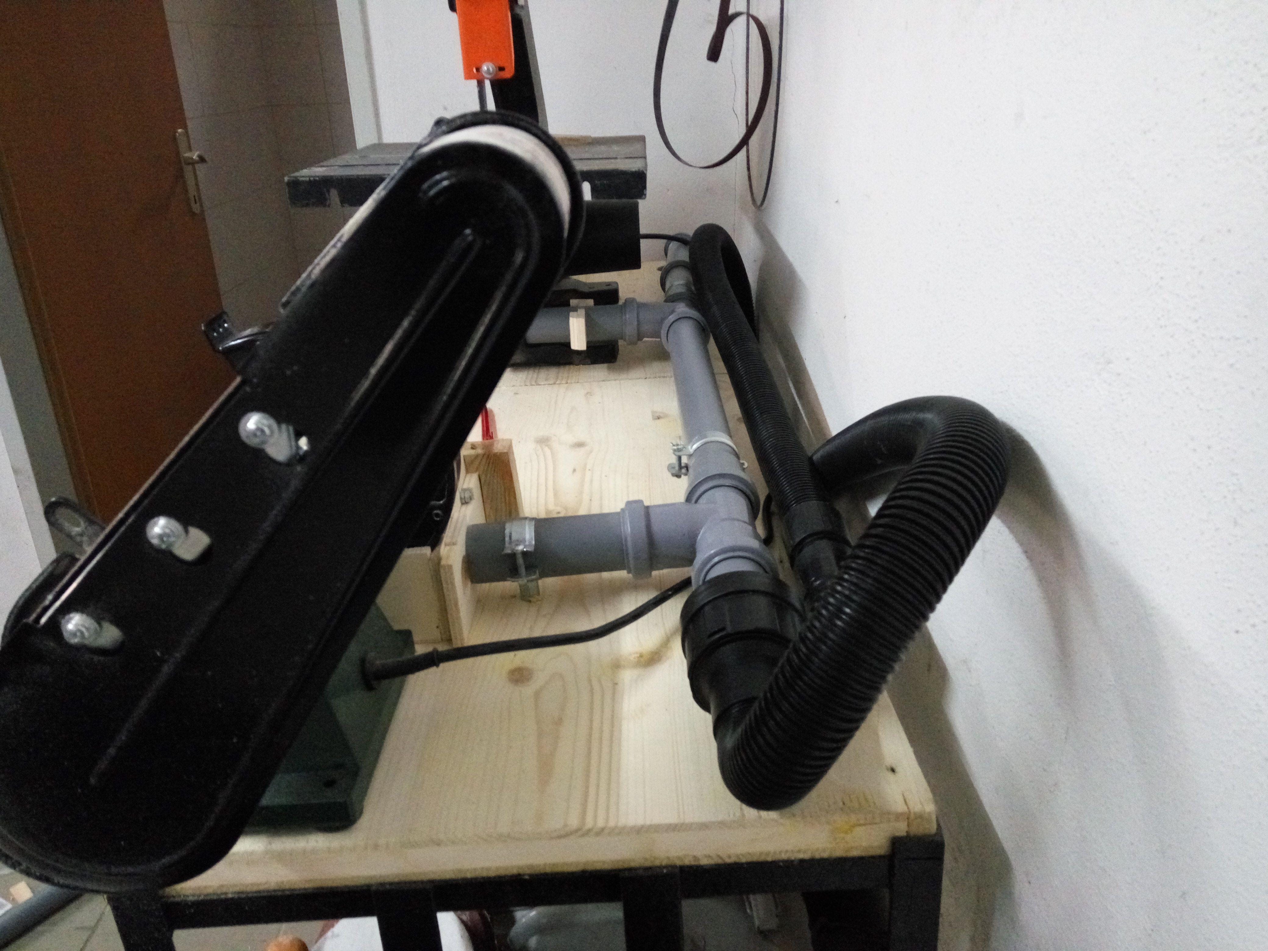 absauganlage bauanleitung zum selber bauen heimwerker forum werkstatthelfer 1 2 do. Black Bedroom Furniture Sets. Home Design Ideas