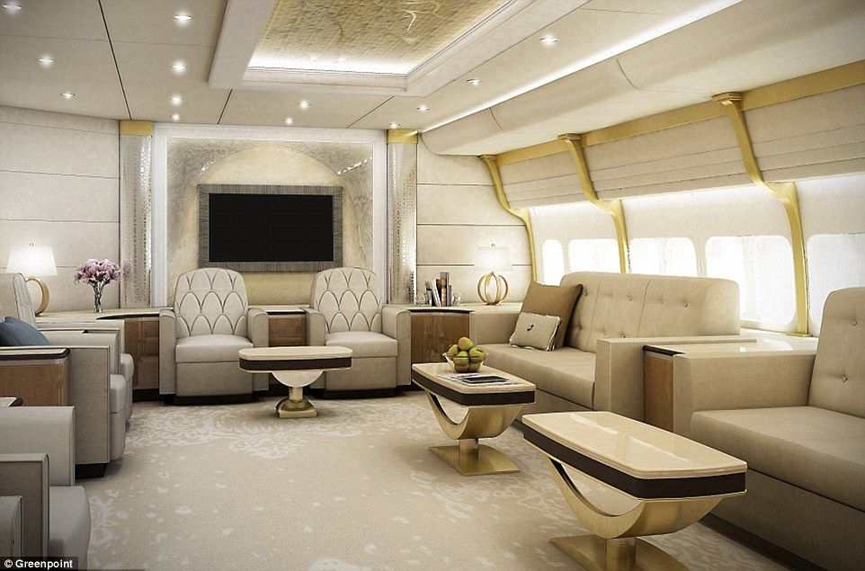 inside the 400m home in the sky refit of boeing for billionaire