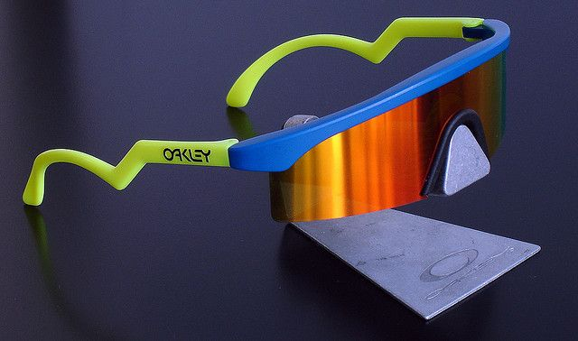 lunettes oakley razor blade