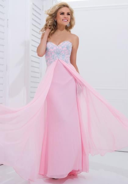 Light Pink Prom Dresses Photo Album - Reikian