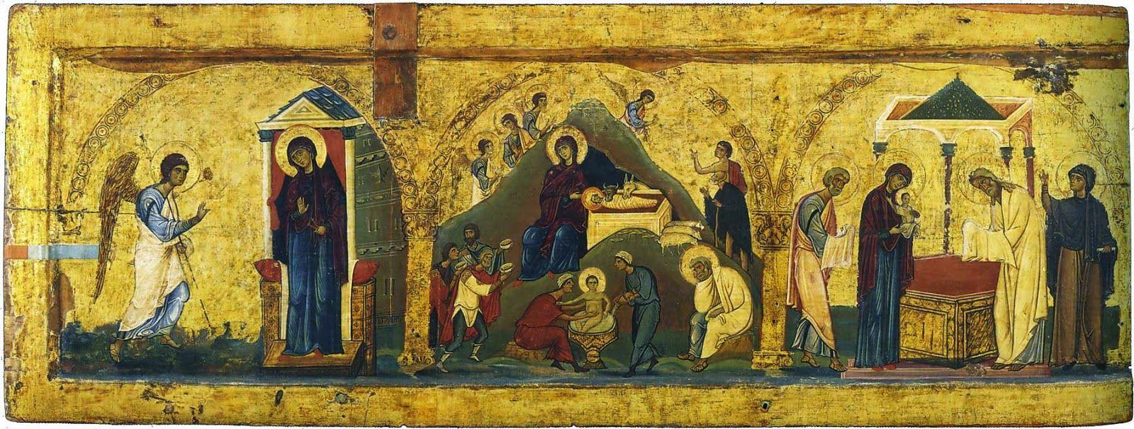 "MYSTAGOGY: ""On the Day of the Birth of Our Savior Jesus Christ"" by St. John Chrysostom"