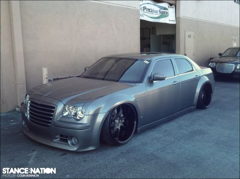 Stanced Mazda 2 Stanced Chrysler 300c Chrysler 300c Chrysler