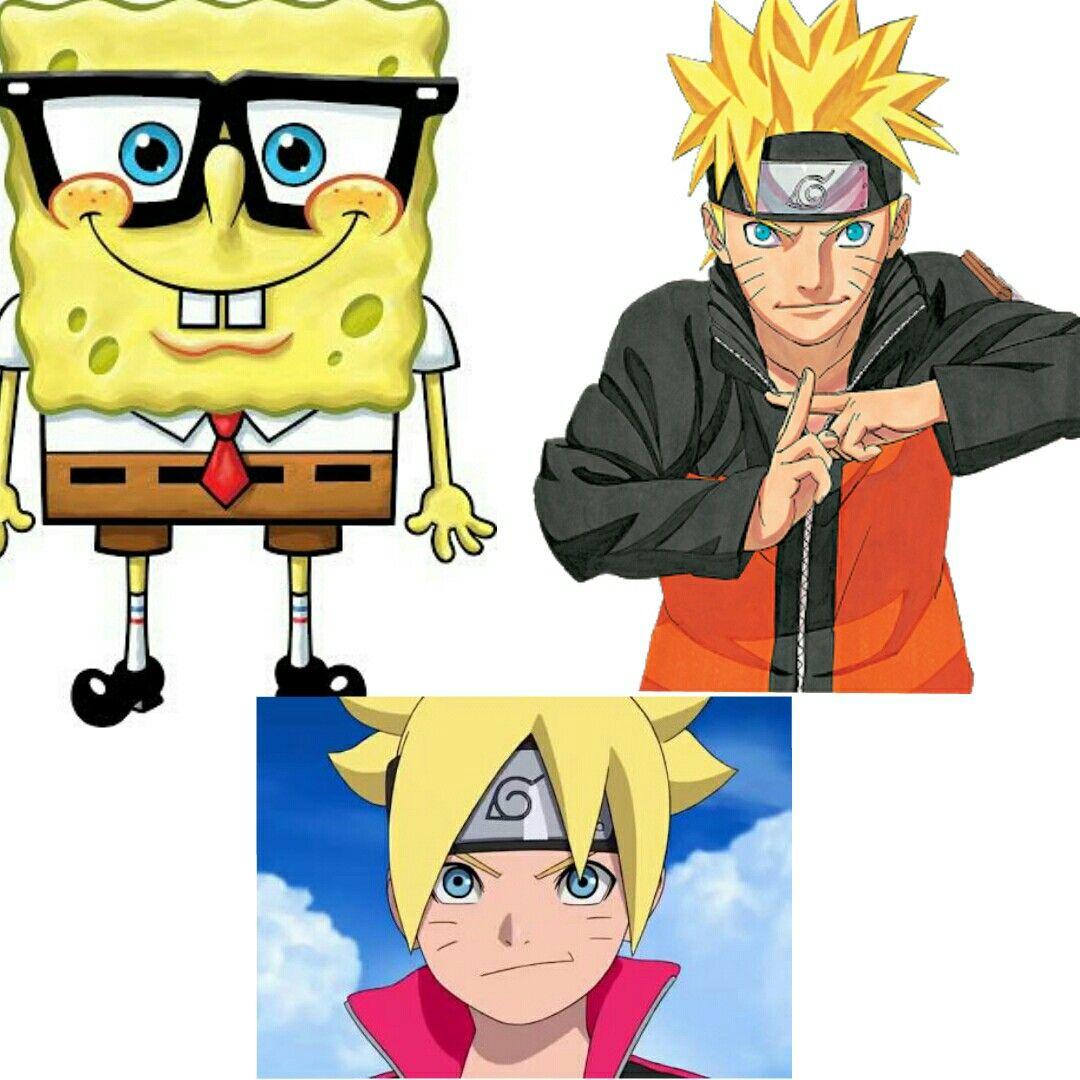 Pin oleh Azuya Bali di Naruto