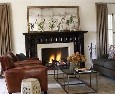 Mantel - diseo de chimeneas para casas