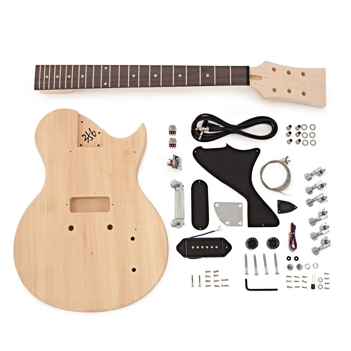 myydyin tuote suositut kaupat paras tukkumyyjä New Jersey Jr Electric Guitar DIY Kit | Guitars | Guitar diy ...