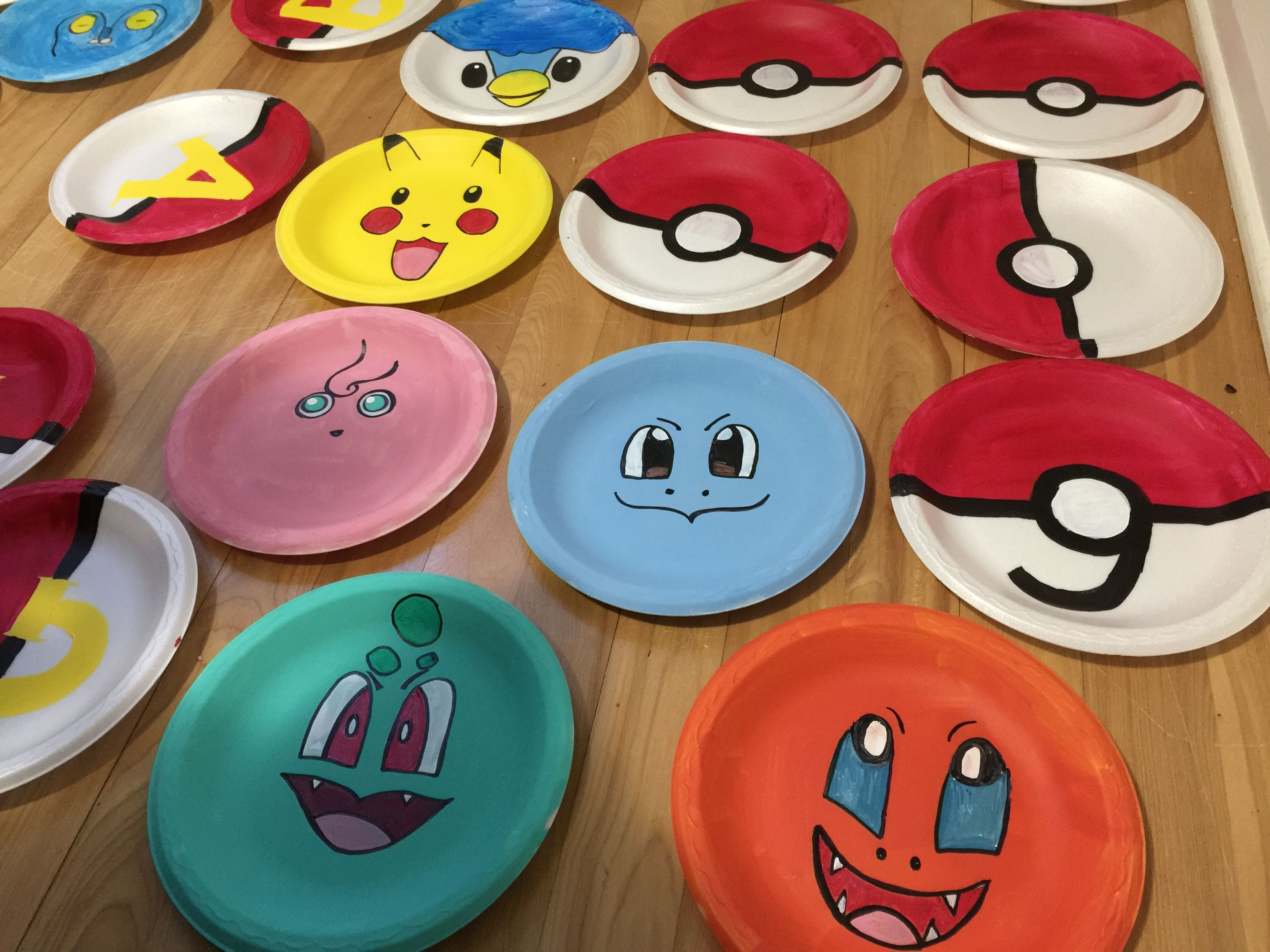 Pokemon party  Pokemon geburtstag, Pokemon, Geburtstag
