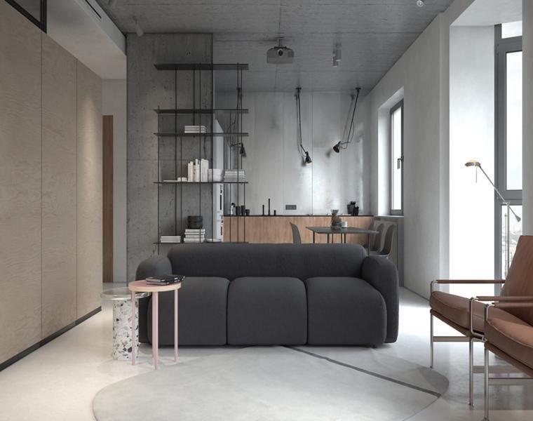 Interior Design Haus 48 Studios Und LoftApartments Mit Zeitlosen Amazing Loft Apartment Interior Design
