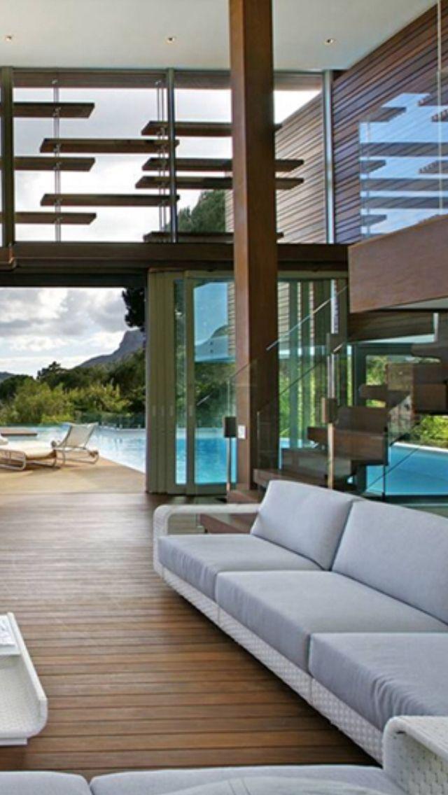 Relaxing Luxury Inside