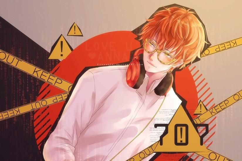 Mystic Messenger Wallpaper Download Free Hd Backgrounds For Desktop Computers And Smartphone Mystic Messenger Seven Mystic Messenger Mystic Messenger Fanart