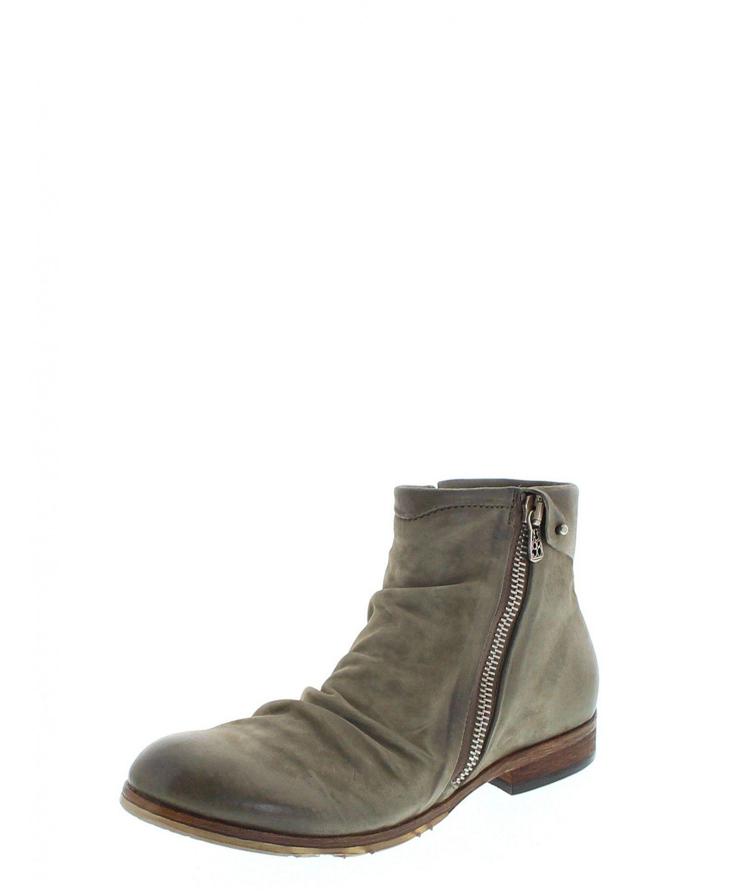 A S 98 401216 Militare Fashion Schuh Grun Boots Fashion Boots Ankle Boot
