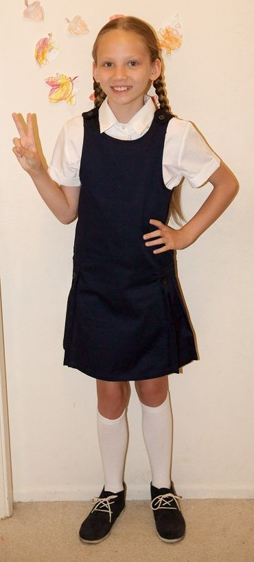 school uniform jumper and blouse french toast aves