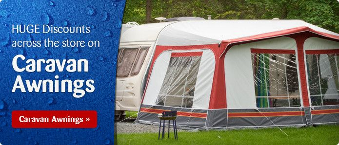 Caravan Awnings From Direct
