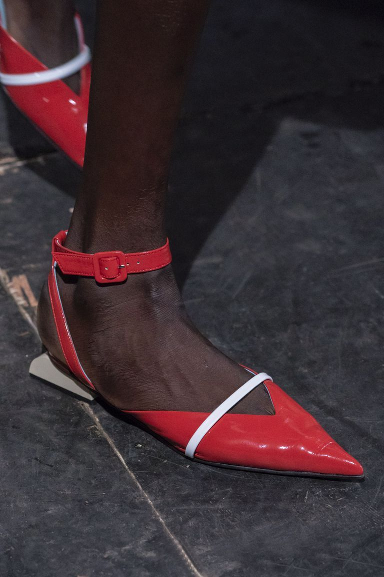 Givenchy Unveils Three Toe Heels And Tights For Ss21 And The Internet Is Torn Womens Fashion Shoes Trending Shoes Heels