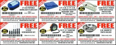 Harber Freight Printable Coupons For Free Various Tools And