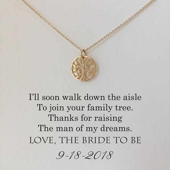 Mutter der Bräutigam-Halskette - Mutter der Bräutigam-Geschenke - Stammbaum, Hochzeitsgeschenke, Hochzeitsschmuck, Mutter der Bräutigam Geschenke - Gold - #Bräutigam #BräutigamGeschenke #BräutigamHalskette #der #Geschenke #Gold #Hochzeitsgeschenke #Hochzeitsschmuck #Mutter #Stammbaum #tree #weddinggift