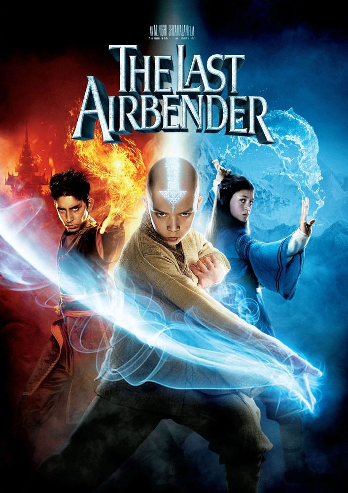 The Last Airbender Dvd 2010 O Ultimo Mestre Do Ar 1080p Hd